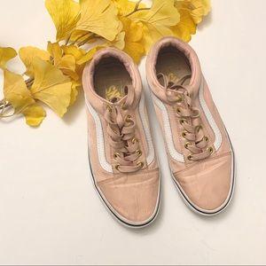 VANS | Pink Sneakers Women's Size 7.5